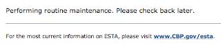 ESTAが保留になったら・・