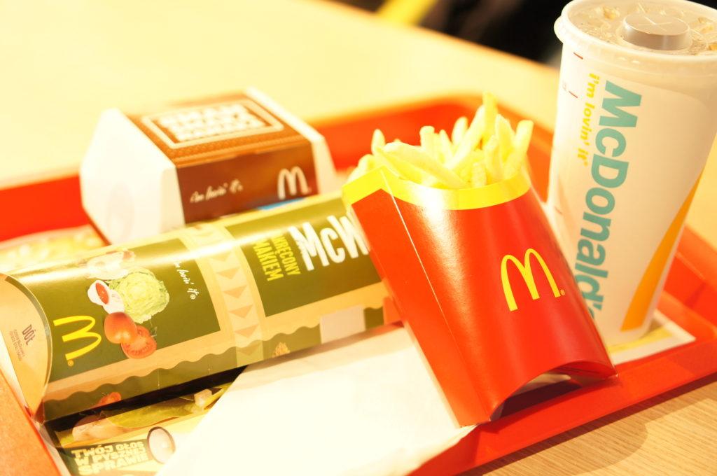 【ヨーロッパではこれが日常!】日本のマクドナルドもタッチパネル化したほうがいいよ